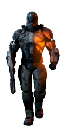 Battlefield 3 Soldier MP