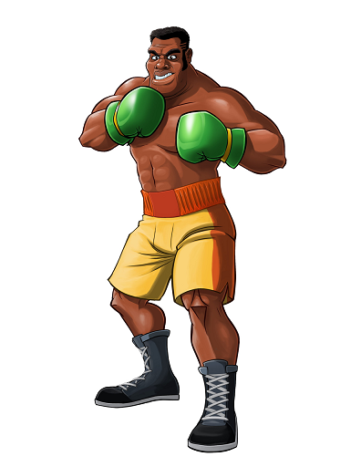 Mike Tyson Punch Out Wii : Mr sandman punch out neo encyclopedia wiki