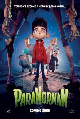 Paranorman Và Giác Quan Thứ 6 ...