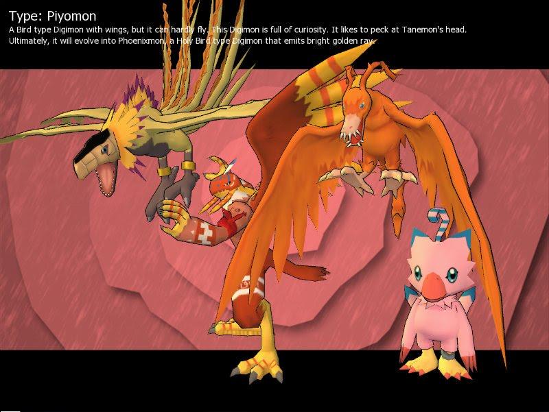 [PC] Digimon Masters Online Biyomon(1)