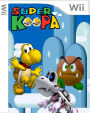 Super Koopa boxart