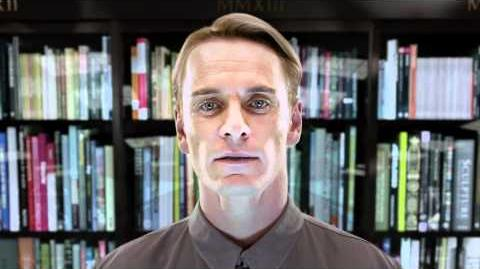 Happy Birthday David (NEW Prometheus Viral!)