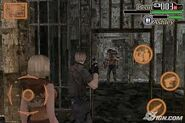 Resident Evil 4 Mobile Edition gamplay