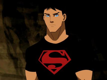 Superboy pngYoung Justice Superboy Wallpaper