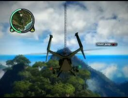 Just Cause 2 - Kepulauan Selatan Epsilon - communication outpost 01