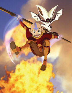 Aang-and-momo