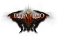 Diablo III demon splash logo.png