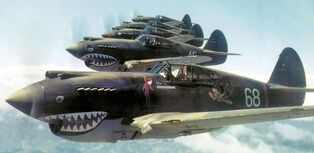 Curtiss-p-40-warhawk