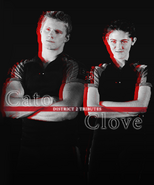 District 2! CATO AND CLOVE