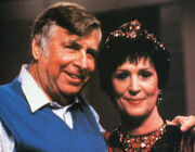Gene and Majel