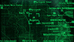 Megaton loc