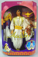 Aladdin mattel doll