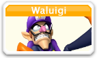 MSM- Waluigi Icon