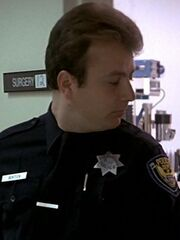 Polizist 2 Mercy Hospital San Francisco 1986