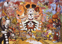 Todd-Schorr-THE SPECTRE OF CARTOON APPEAL