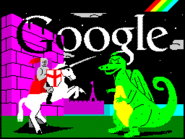 Google St George's Day - Part 1