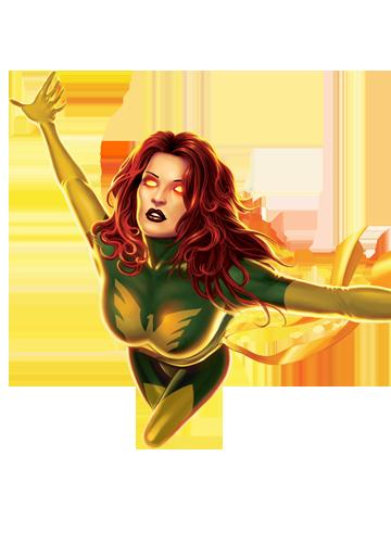 Phoenix (X-men) Phoenix_Marvel_XP