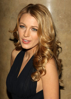 Blake Lively Style Guide on Blake Lively In Fashion Group International Jpg