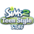 The Sims 2 Teen Style Stuff Logo