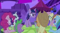 "Twilight ""taking it out on Cadance"" S2E25"