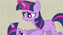 Twilight with changeling Twilight S2E26