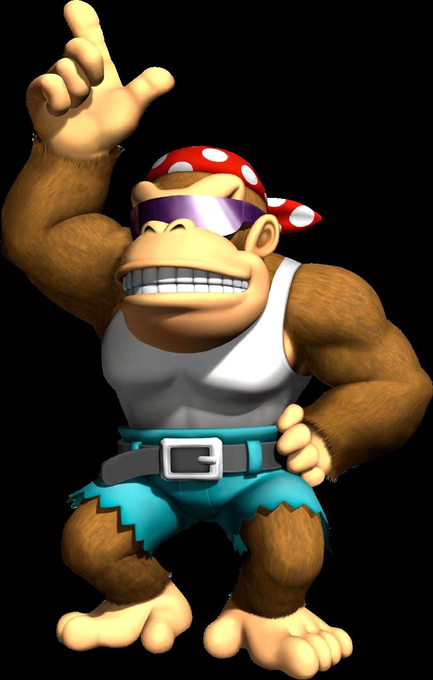 Funky Kong - The Nintendo Wiki