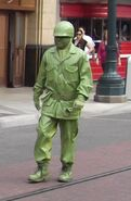 Army Men Disneyland