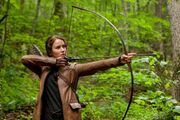 Katniss Hunting