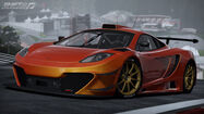 McLaren MP4-12C Shift 2 Unleashed