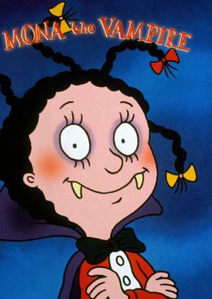 Mona the Vampire (character) - Mona the Vampire Wiki Mona The Vampire