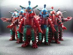 Alien Hipporito toys
