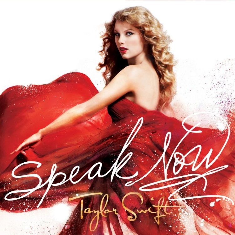 Image - Taylor Swift - Speak Now (Target Deluxe Edition ...