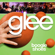 Glee - boogie shoes