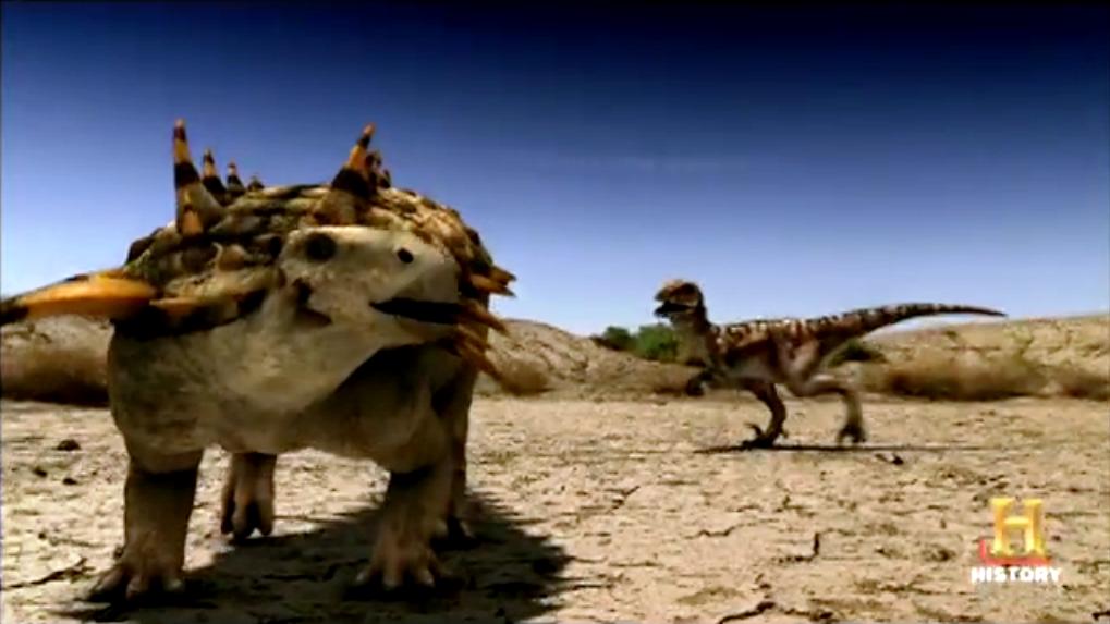 Raptor s Last Stand  episode  - Jurassic Fight ClubJurassic Fight Club Dromaeosaurus