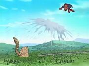 Gamabunta vs Shukaku
