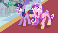 Princess Cadance not my! S2E26