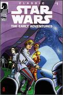 Classic Star Wars The Early Adventures Vol 1 1-B