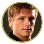 Tribute Button Peeta