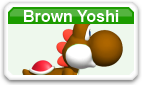 Brown Yoshi MSMWU