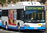 Custom Coaches CB60 Evo II bodied Mercedes-Benz O500LE CNG bus (Sydney Buses) 01