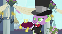 Spike and the rings S2E26
