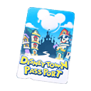 Disney Town Passport