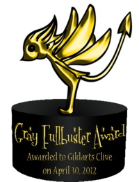 Gray Fullbuster Award 1