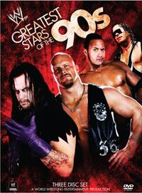 Greatest Stars of the 90's DVD