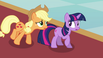Applejack &#39;sorry&#39; S2E26