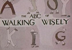Abc of walking
