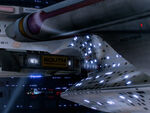 Starbase interior