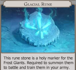 Glacial Rune