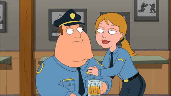 Family Guy Season 10 Episode 23 Internal Affairs