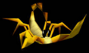 Scorpion Enemy
